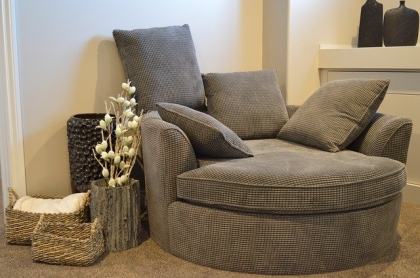 Fotel rozkładany do spania — praktyczne rozwiązanie