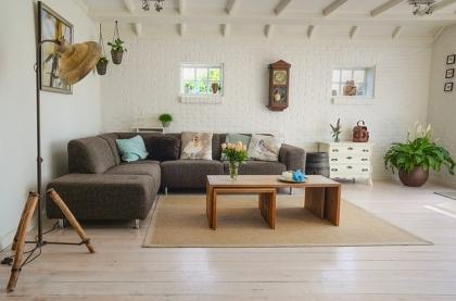 Idealny pokój wypoczynkowy
