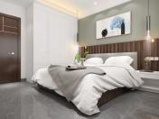 Stylowa i praktyczna sypialnia