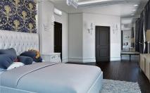 Sypialnia w angielskim stylu