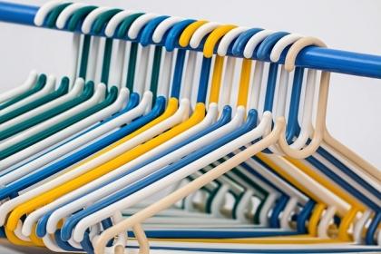 Wieszaki - ważny element wyposażenia garderoby