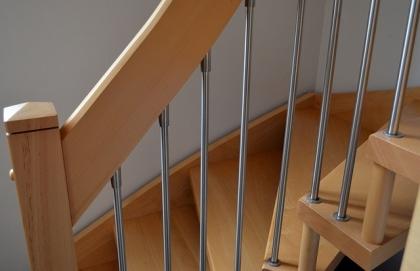 Zalety schodów drewnianych