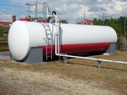 Zbiorniki na gaz płynny dla instalacji przydomowych