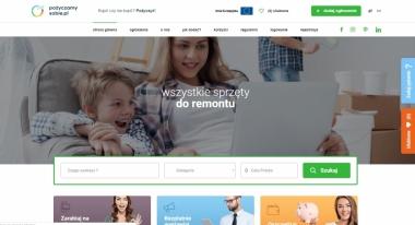 Serwis z ogłoszeniami Pozyczamysobie.pl